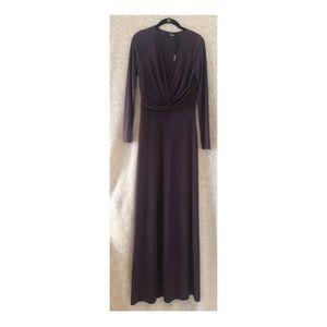Lulus Plum Purple Maxi Dress